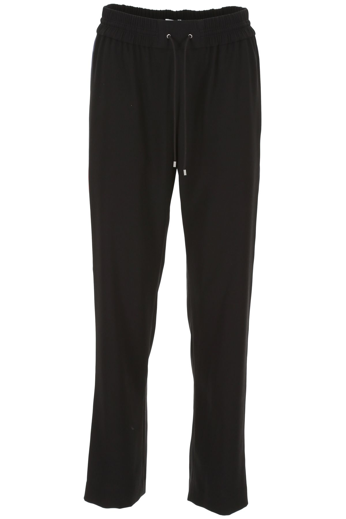 Kenzo Crepe Trousers With Band