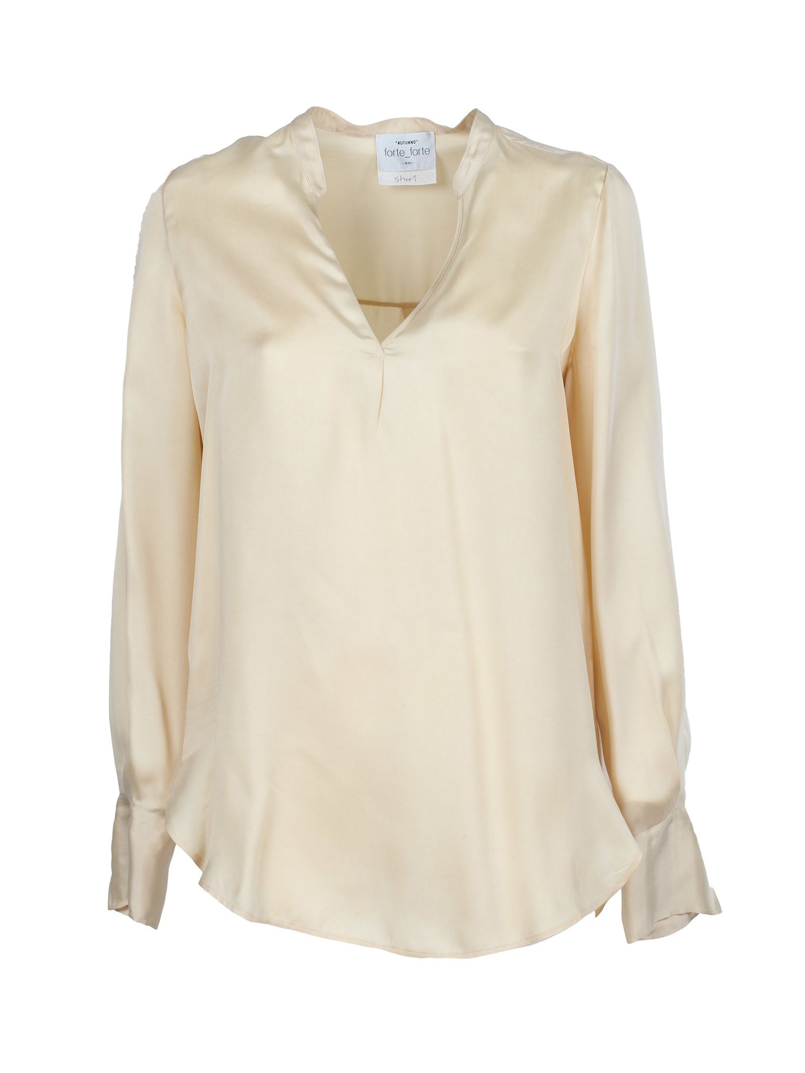 Forte Forte V-neck Blouse