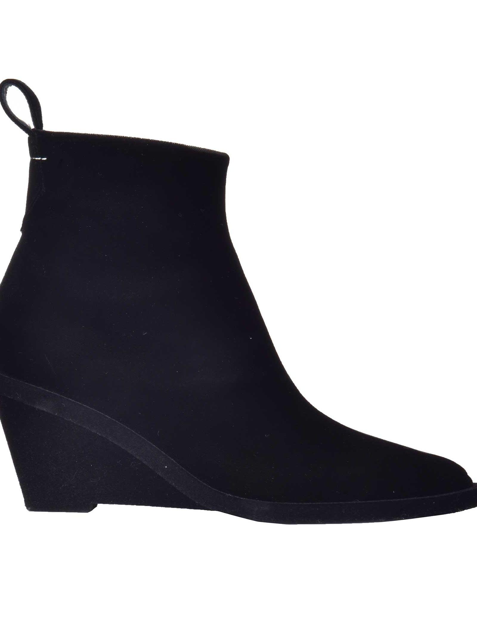 Mm6 Maison Margiela Classic Ankle Boots