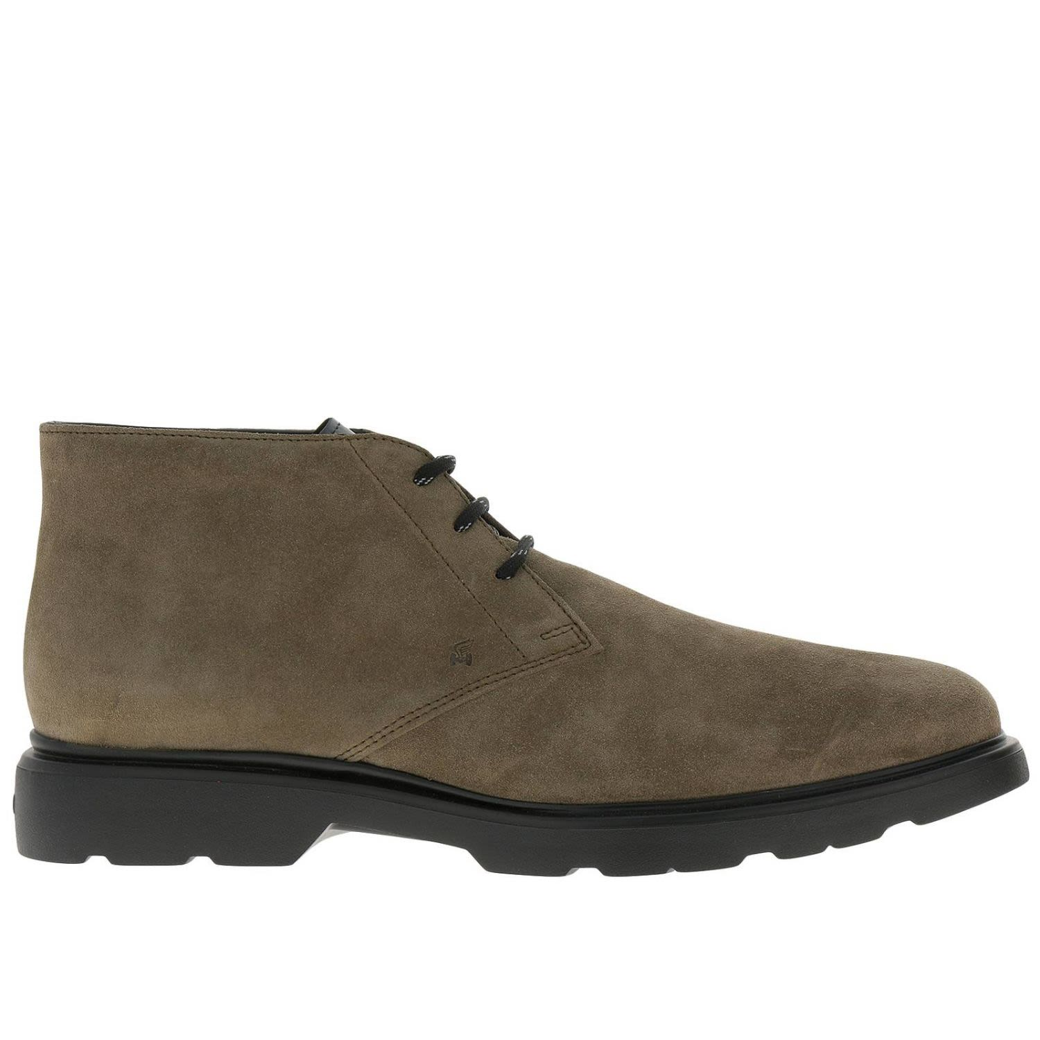 Hogan Chukka Boots Shoes Men Hogan