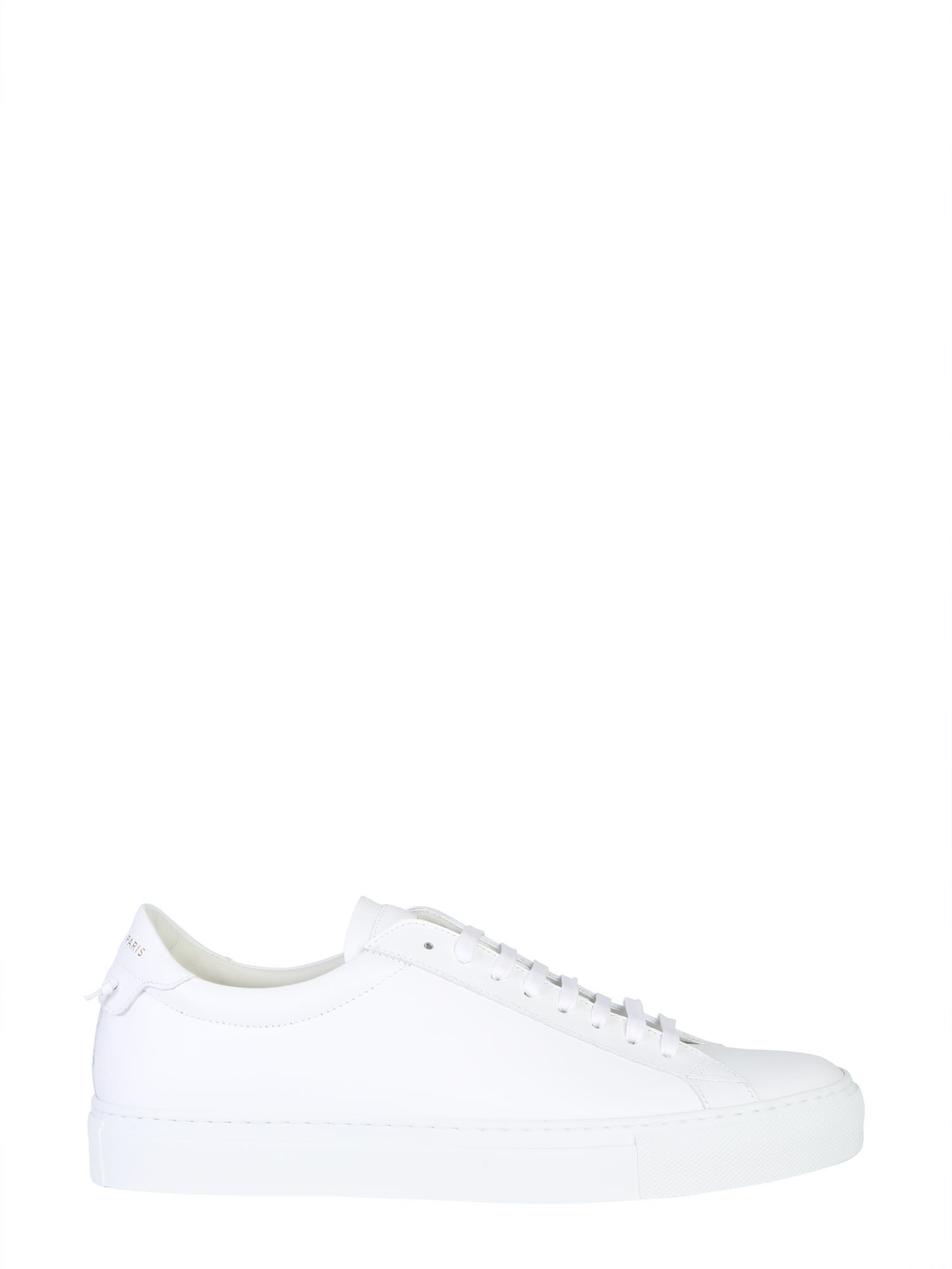 Givenchy Urban Street Low-Top Leather Trainers In White