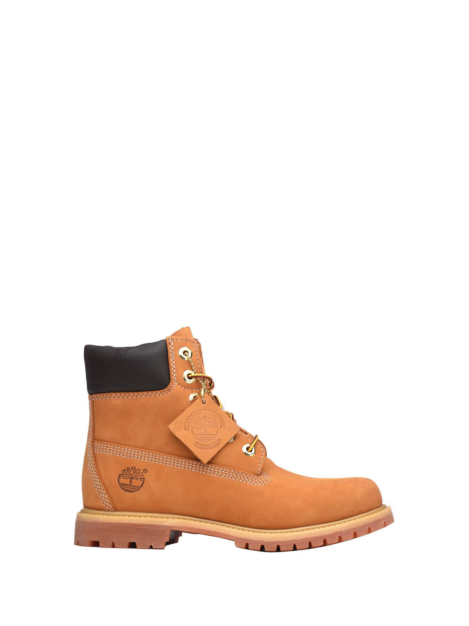 Timberland Honey Nabuk Boots