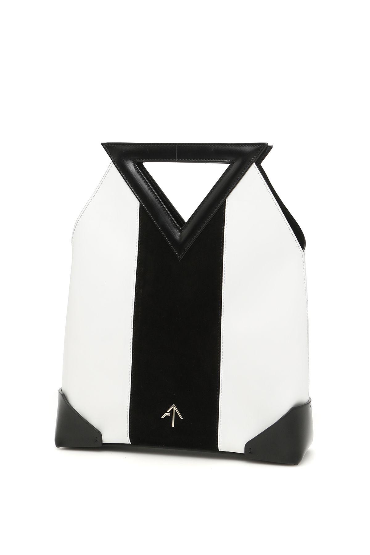 MANU Atelier Triangle North Tote Bag