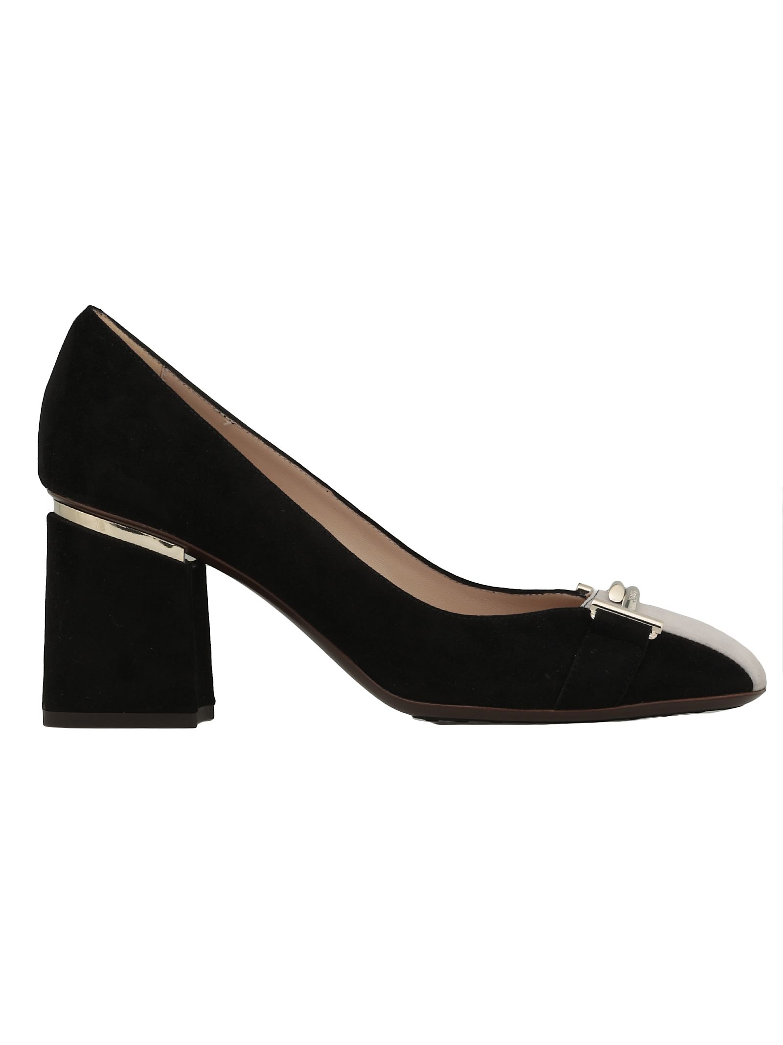 Tod's Suede Leather Pump Shoe