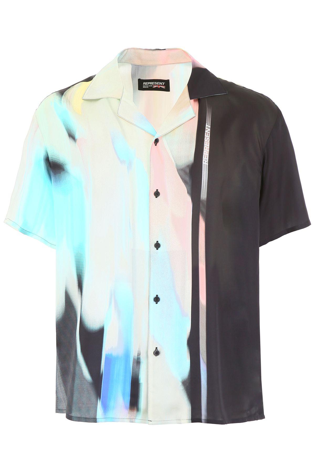 Represent T-shirts TIE-DYE SHIRT