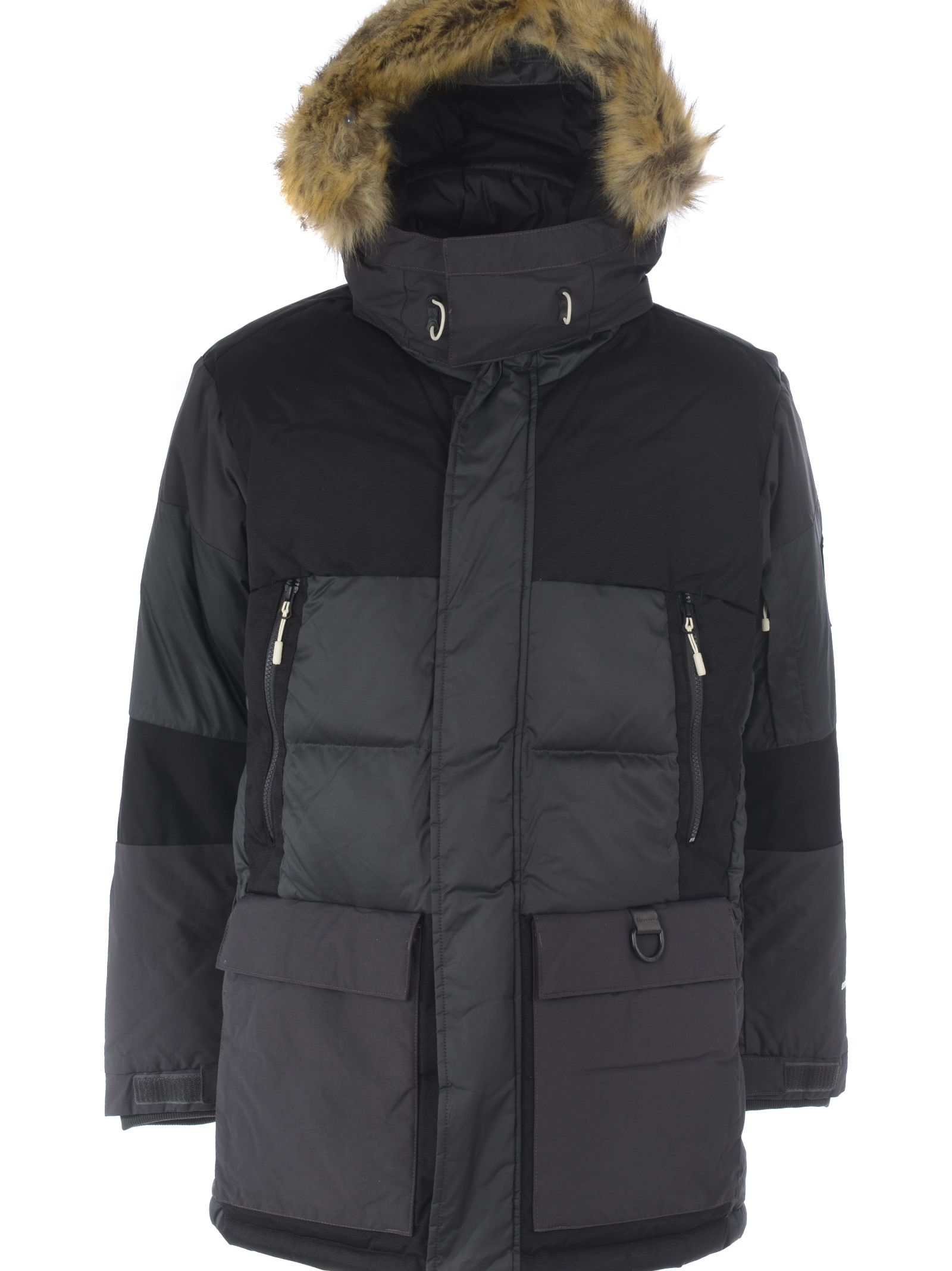 The North Face Fur Trimmed Parka