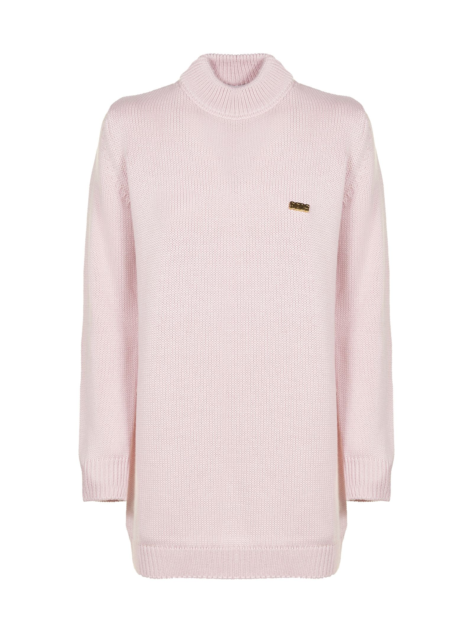 Gcds Knitted Sweater Dress