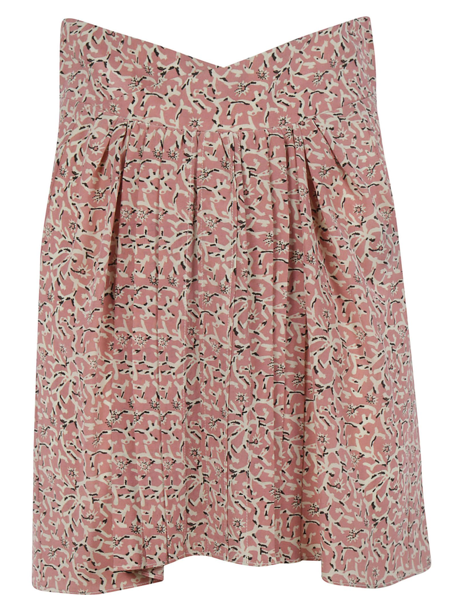 Isabel Marant Printed Skirt