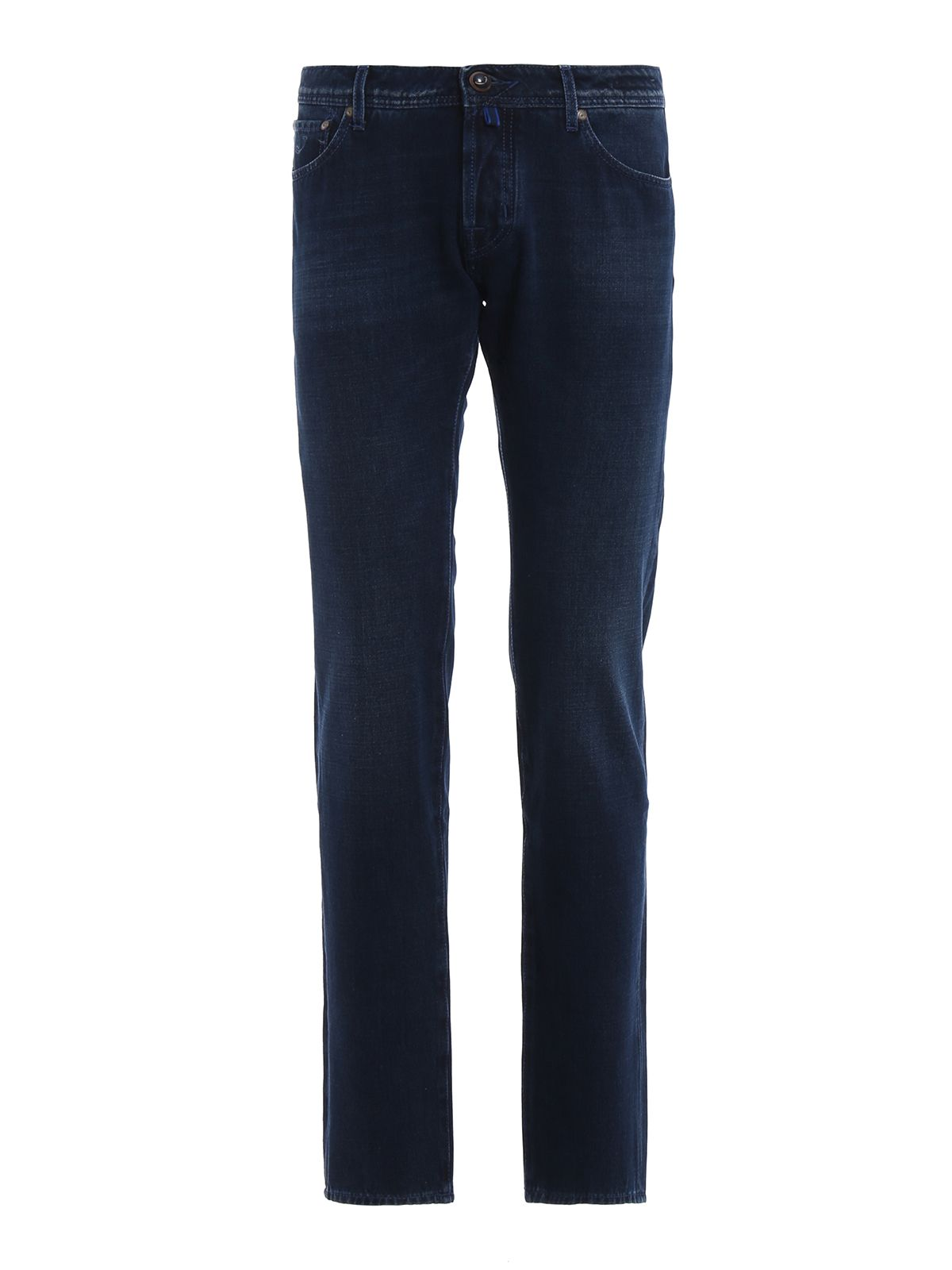 Jacob Cohen J622 Comf Natural Indigo Garment Dyed Jeans