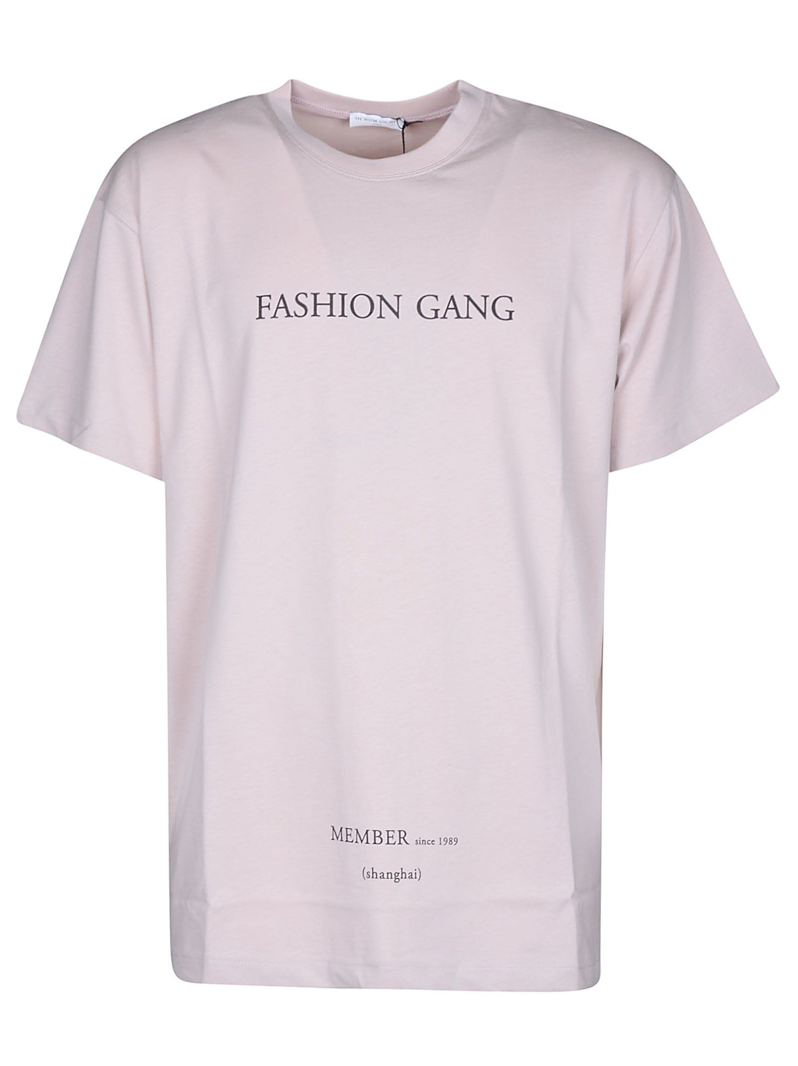 Ih Nom Uh Nit Fashion Gang Print T-shirt