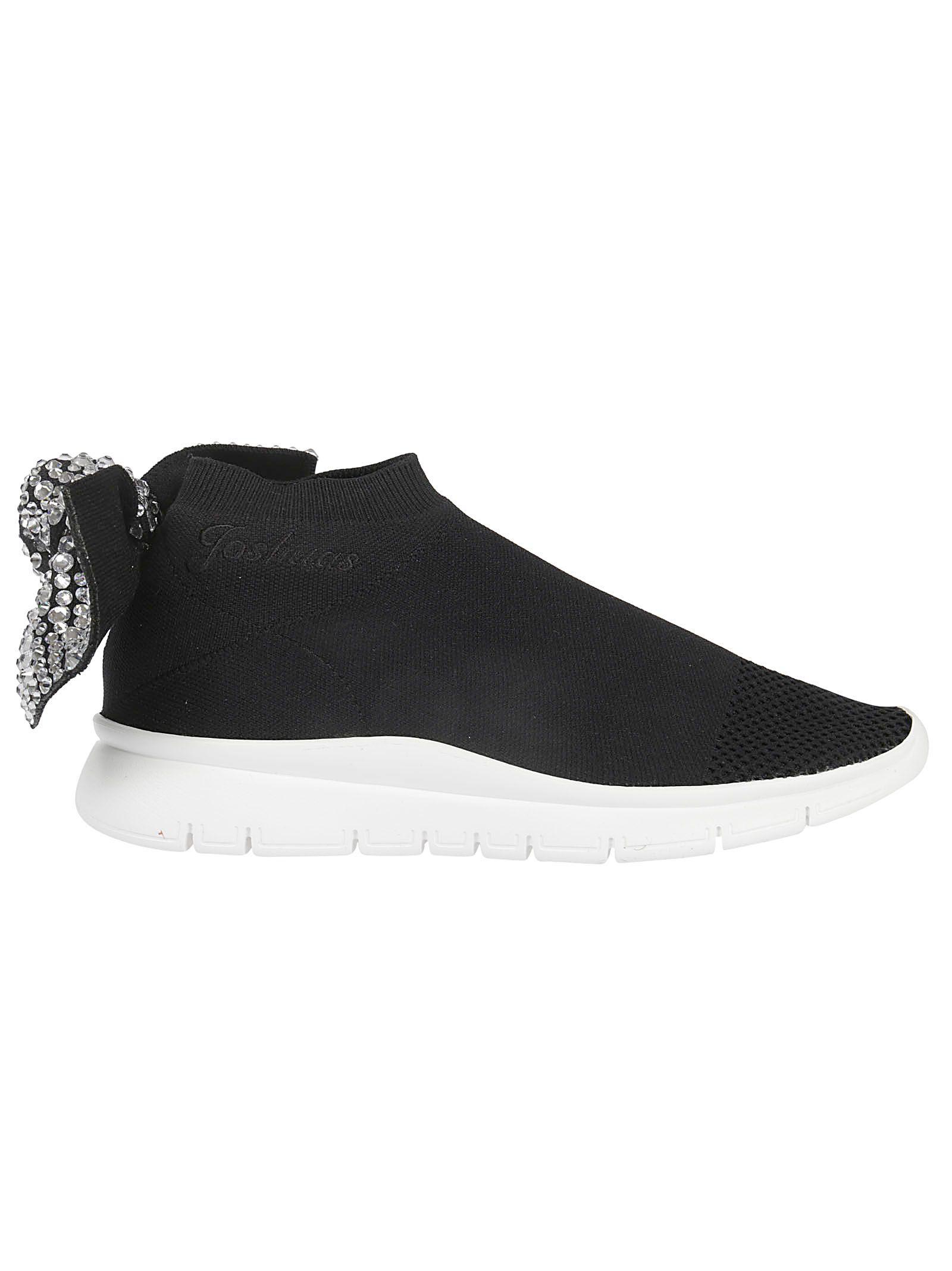Joshua Sanders Diamond Knot Sneakers