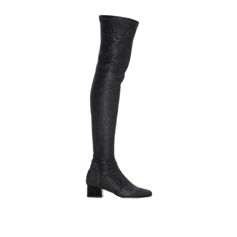 Chiara Ferragni Boots Shoes Women Chiara Ferragni