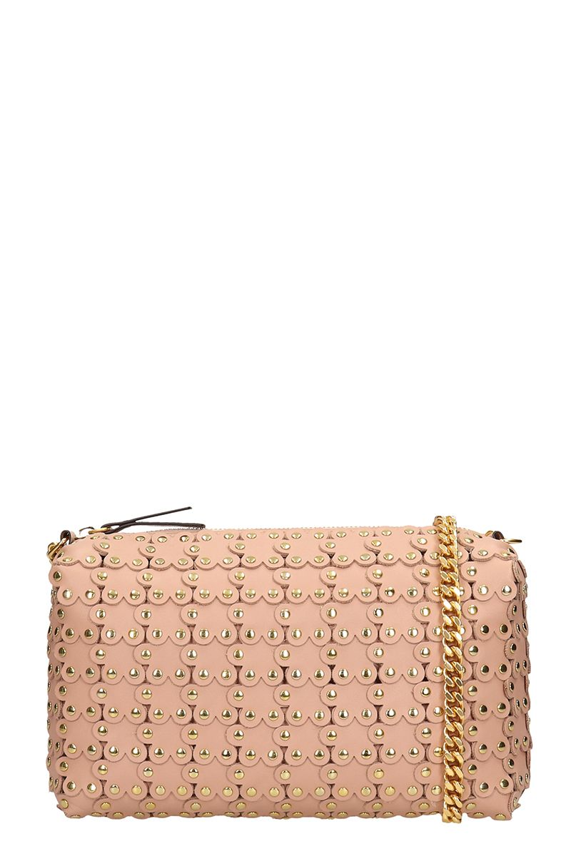 RED Valentino Pink Leather Bag