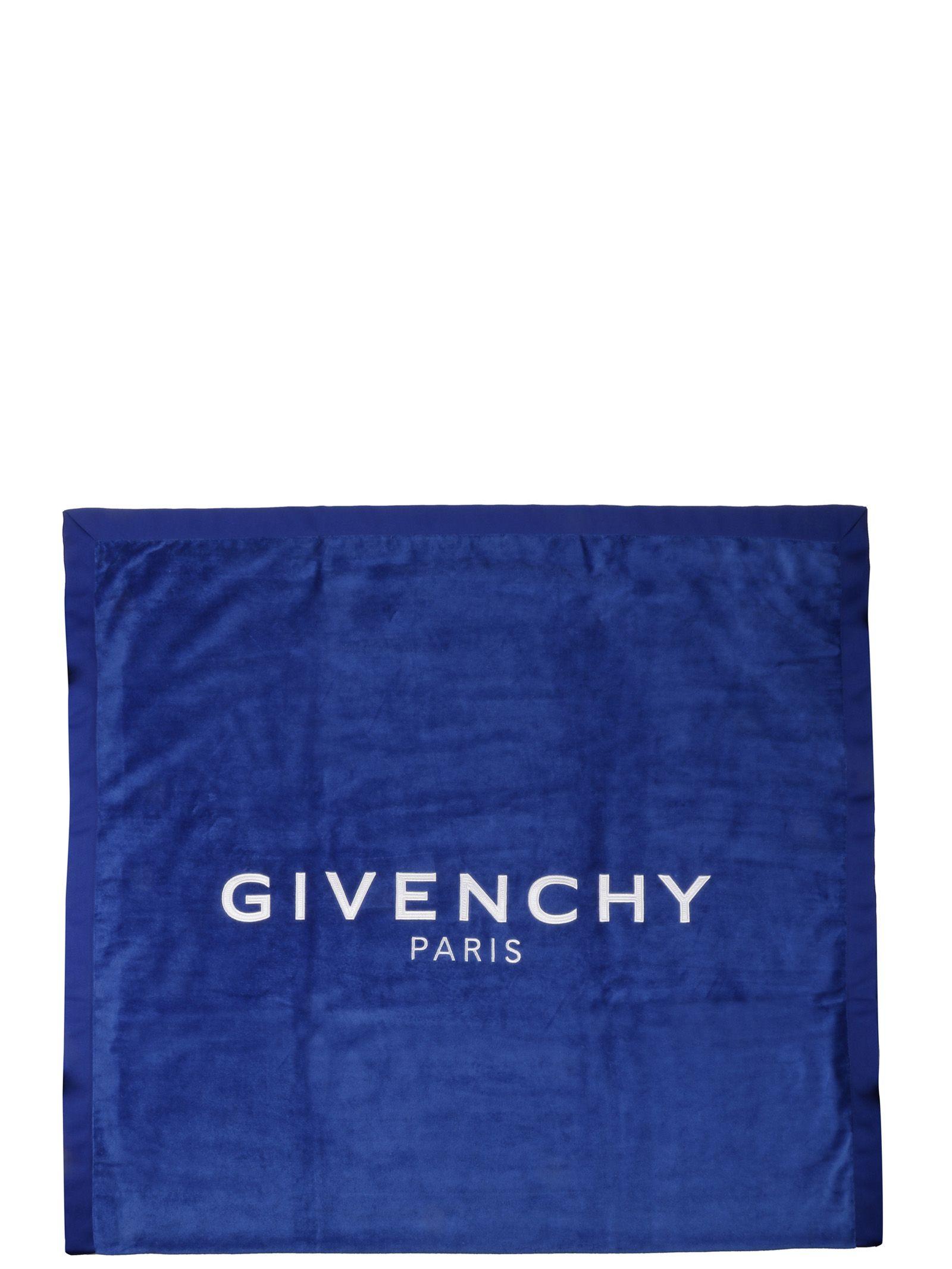 Givenchy Logo Beach Towel