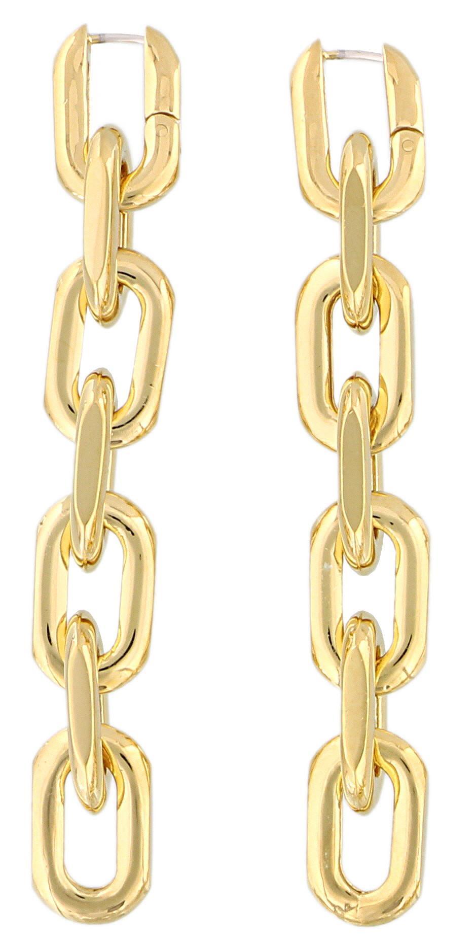 ambush -  Long Chain Earrings