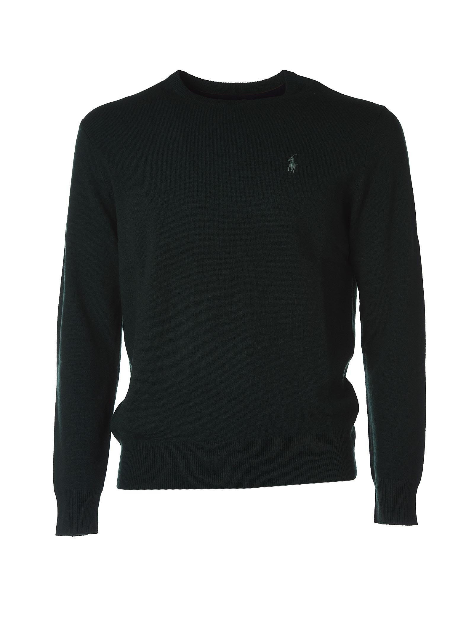 Polo Ralph Lauren Green Round Neck Sweater
