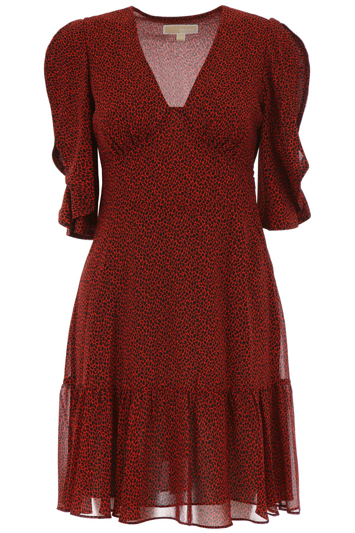 MICHAEL Michael Kors Animal Print Dress
