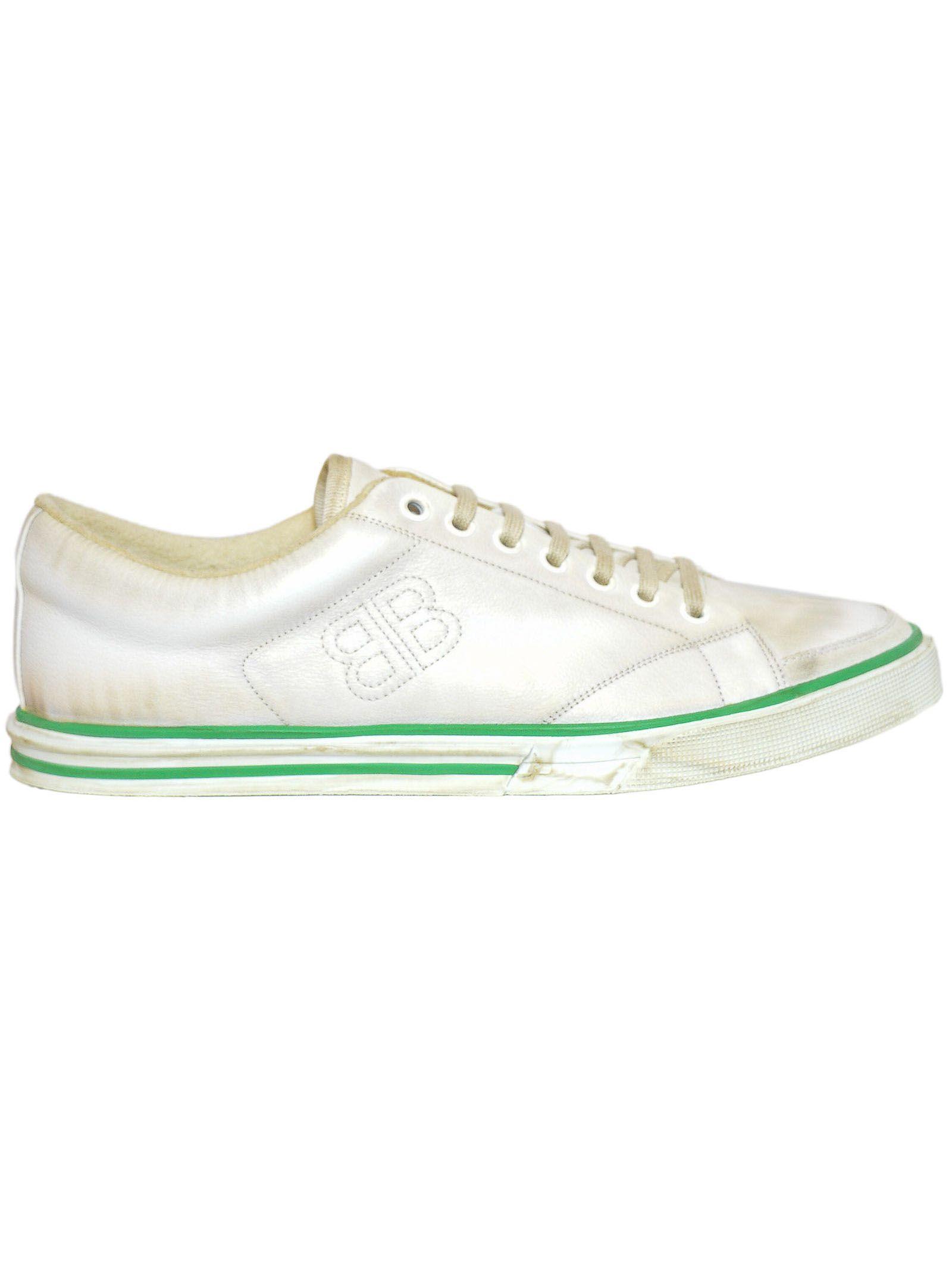 Balenciaga Match Low Sneakers