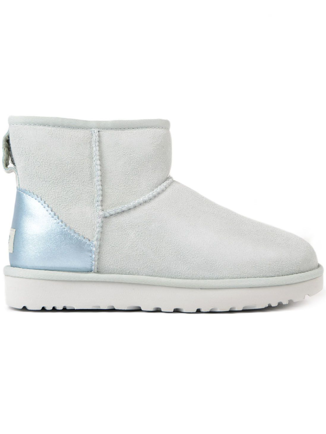 Ugg Mini Metallic Boots
