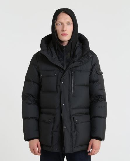 Jacket Padded Sierra Supreme Jkt