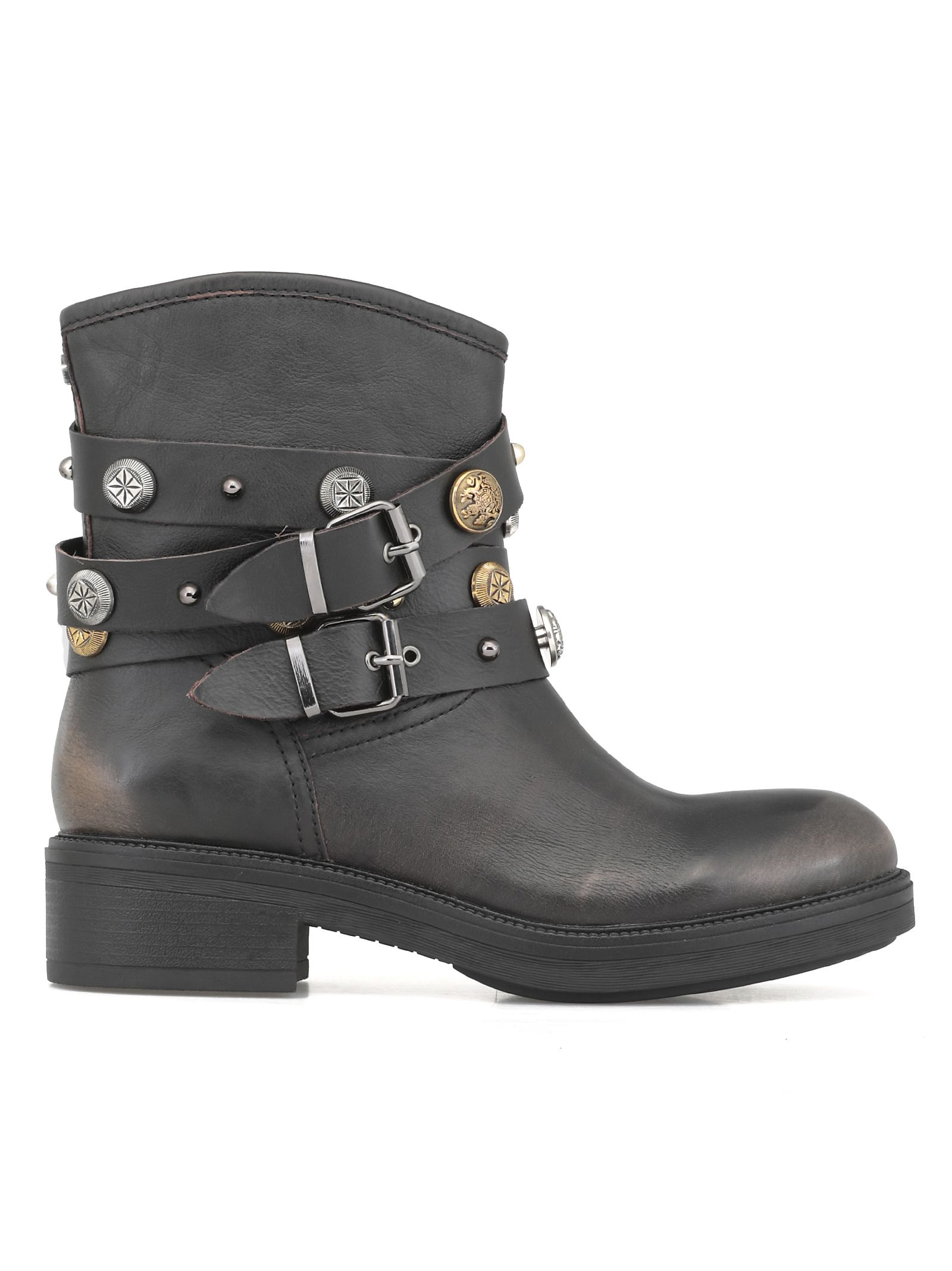 CULT Who Mid 2510 Boot in Black