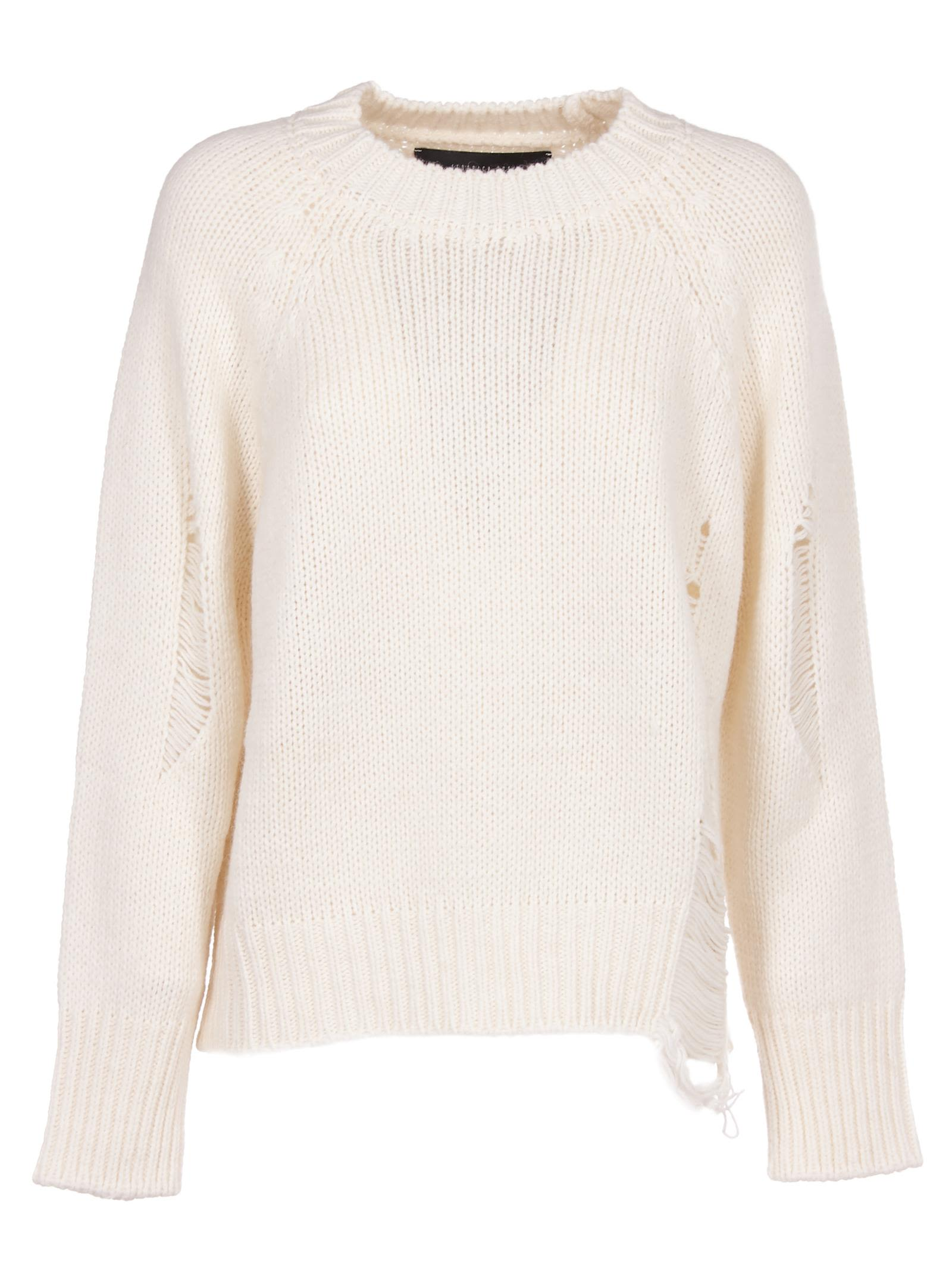 Federica Tosi Distressed Sweater