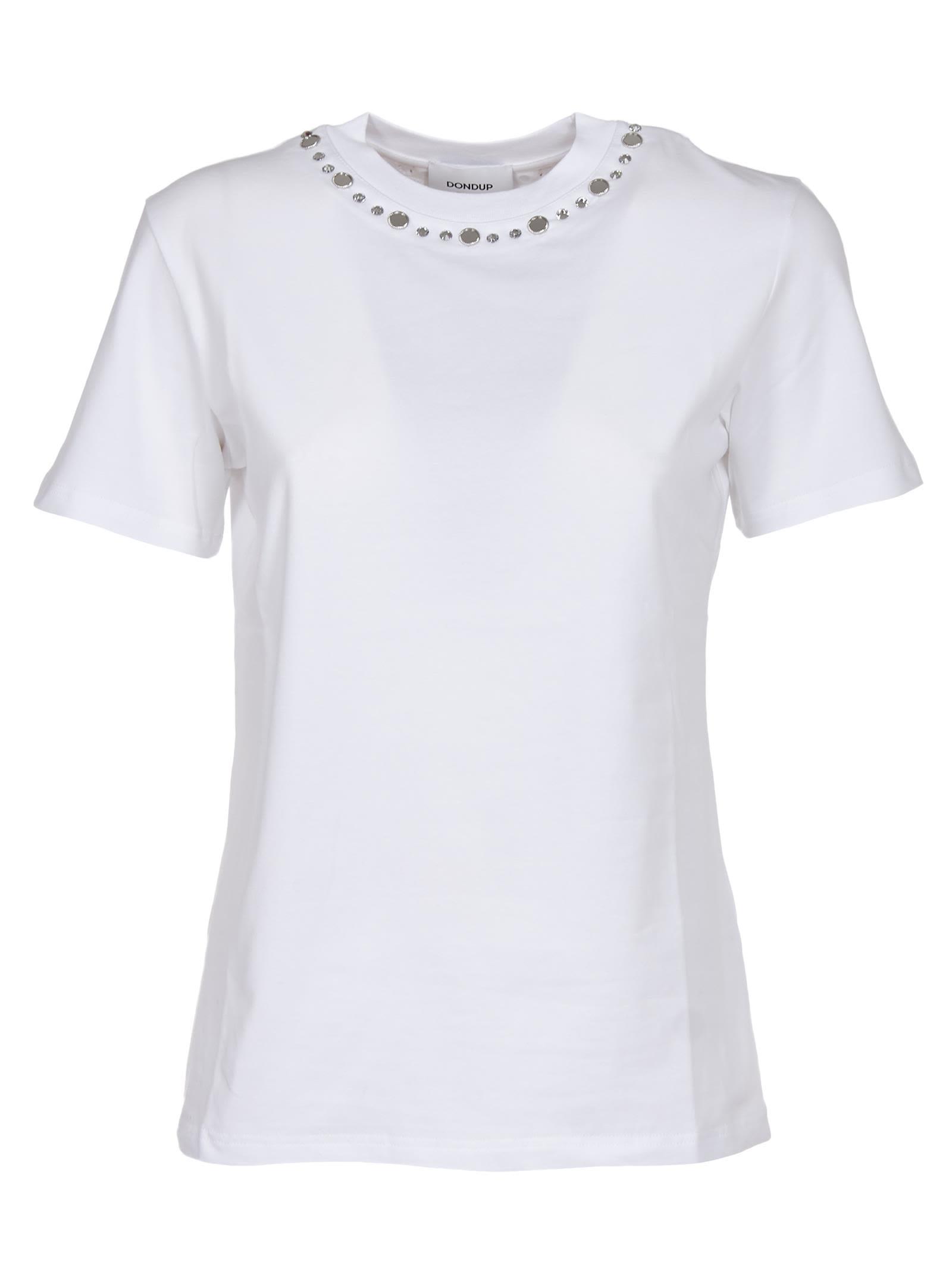 Dondup Embellished T-shirt
