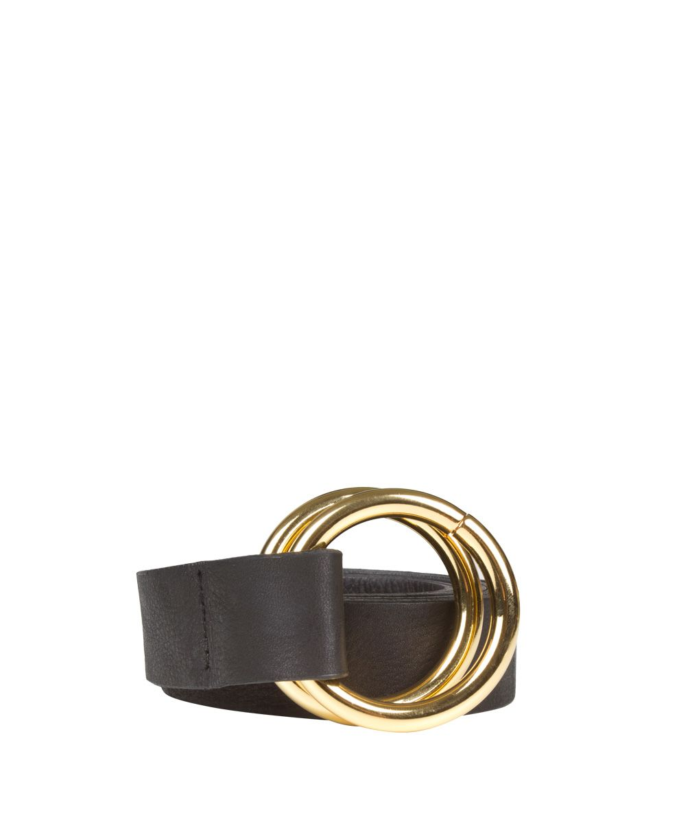 B-Low the Belt Tumblet Leather Belt
