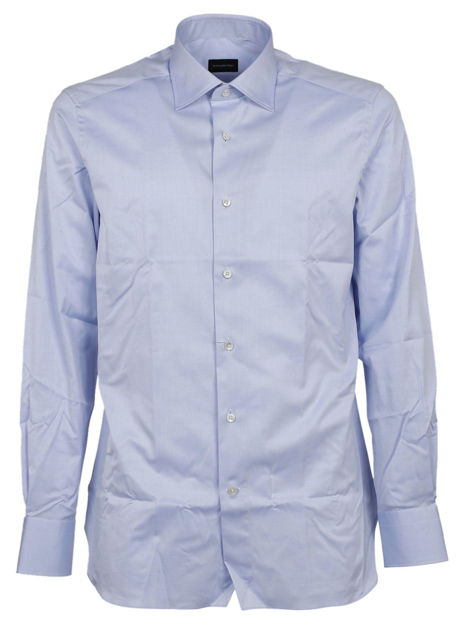 Ermenegildo Zegna Plain Shirt