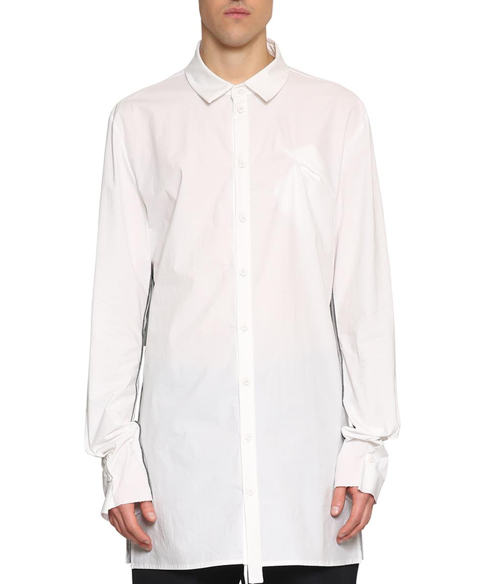 Lost & Found Ria Dunn Oversized Cotton Shirt