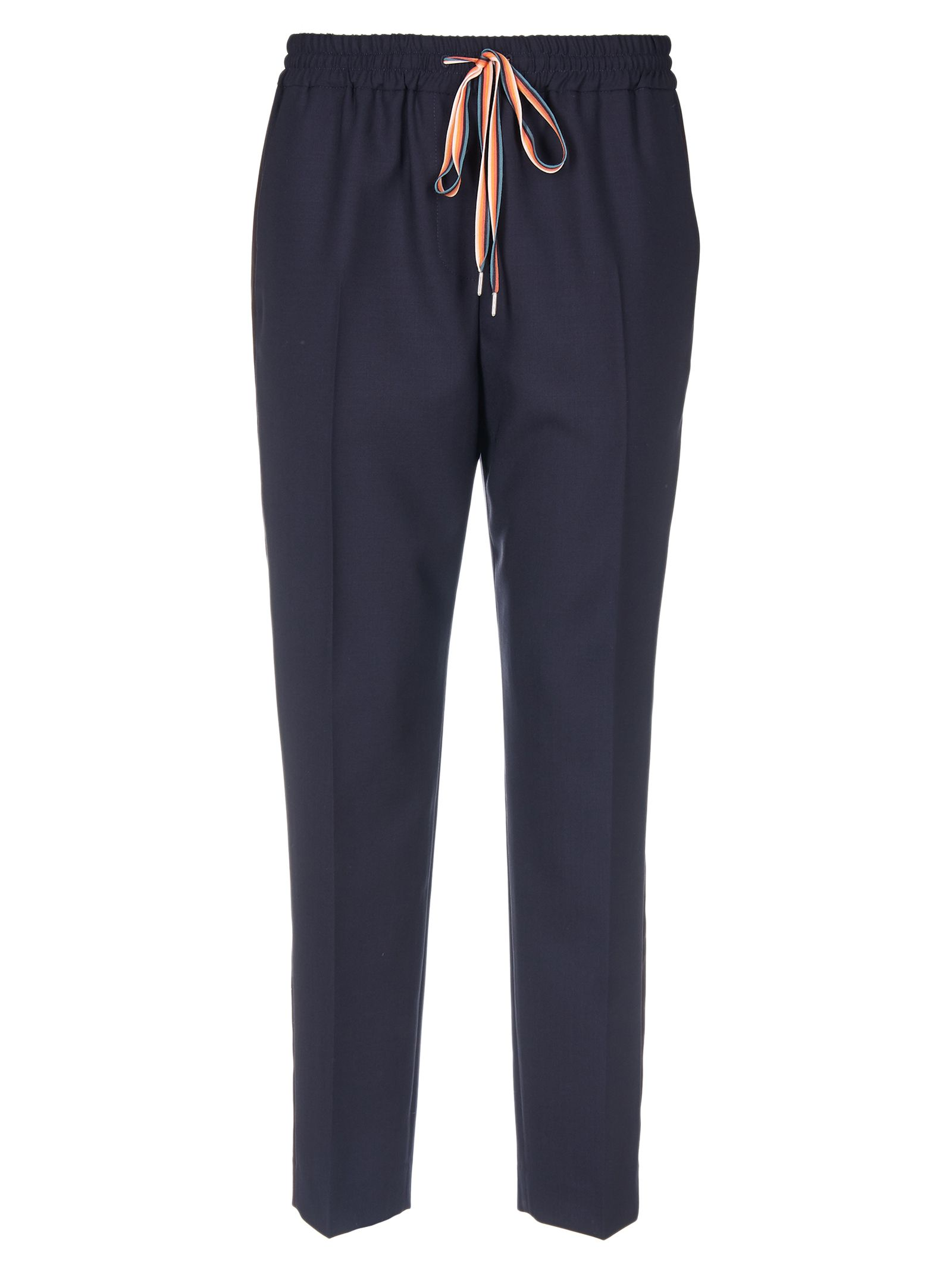 Paul Smith Drawstring Waist Trousers