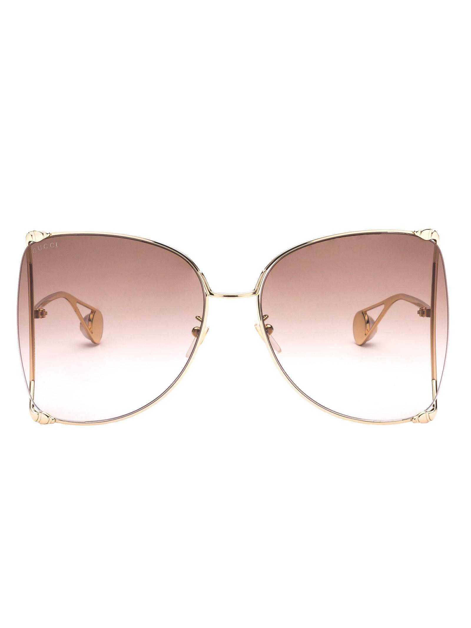 Gucci Eyewear Oversized Sunglasses