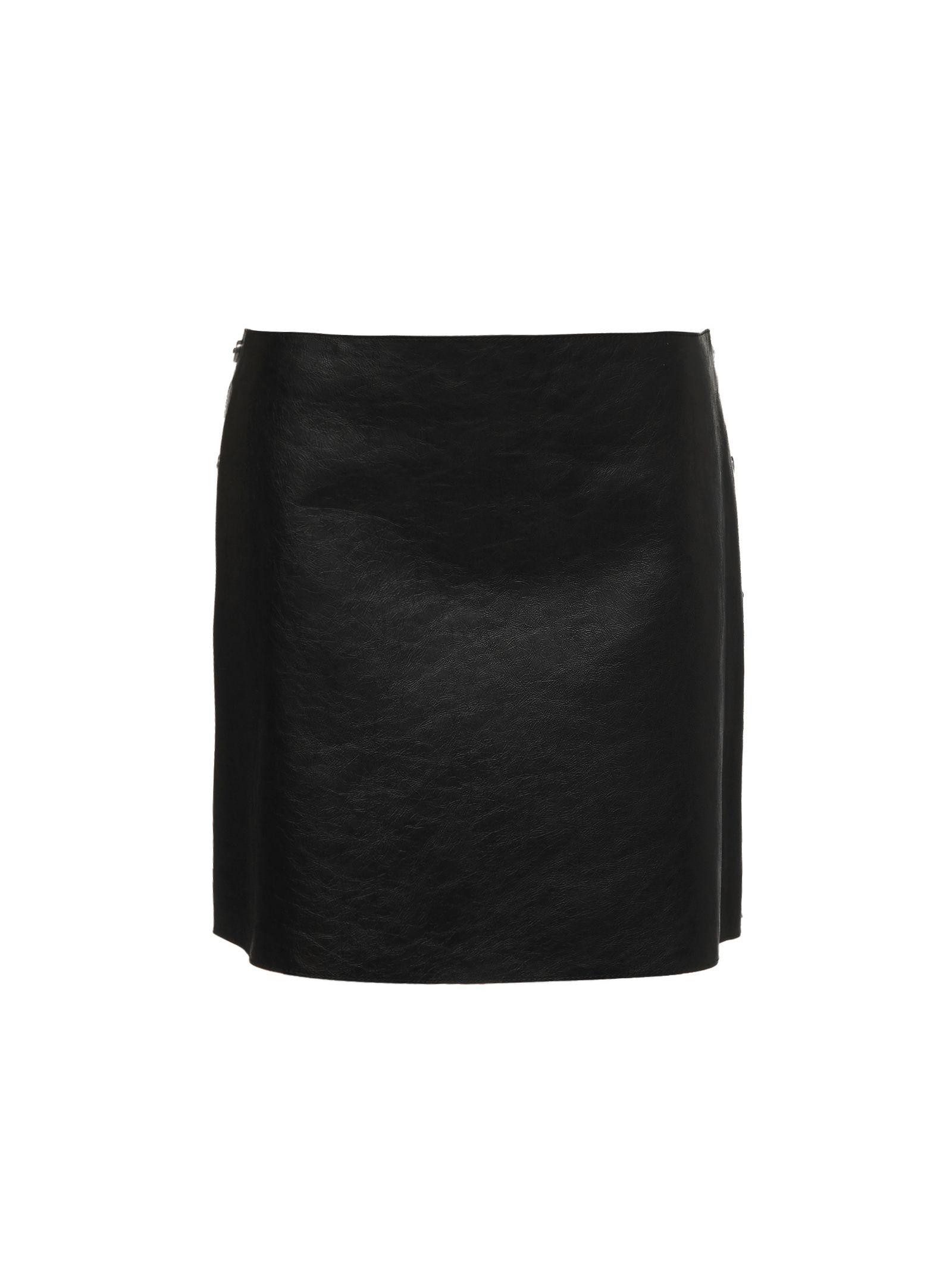 sonia by sonia rykiel -  Crackled Mini Skirt
