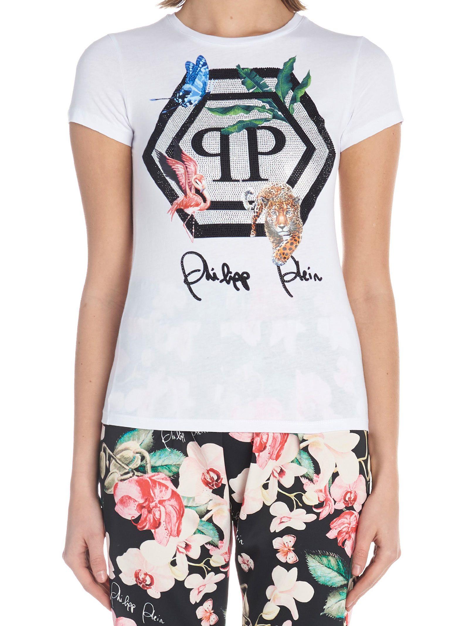 Philipp Plein 'jungle' T-shirt