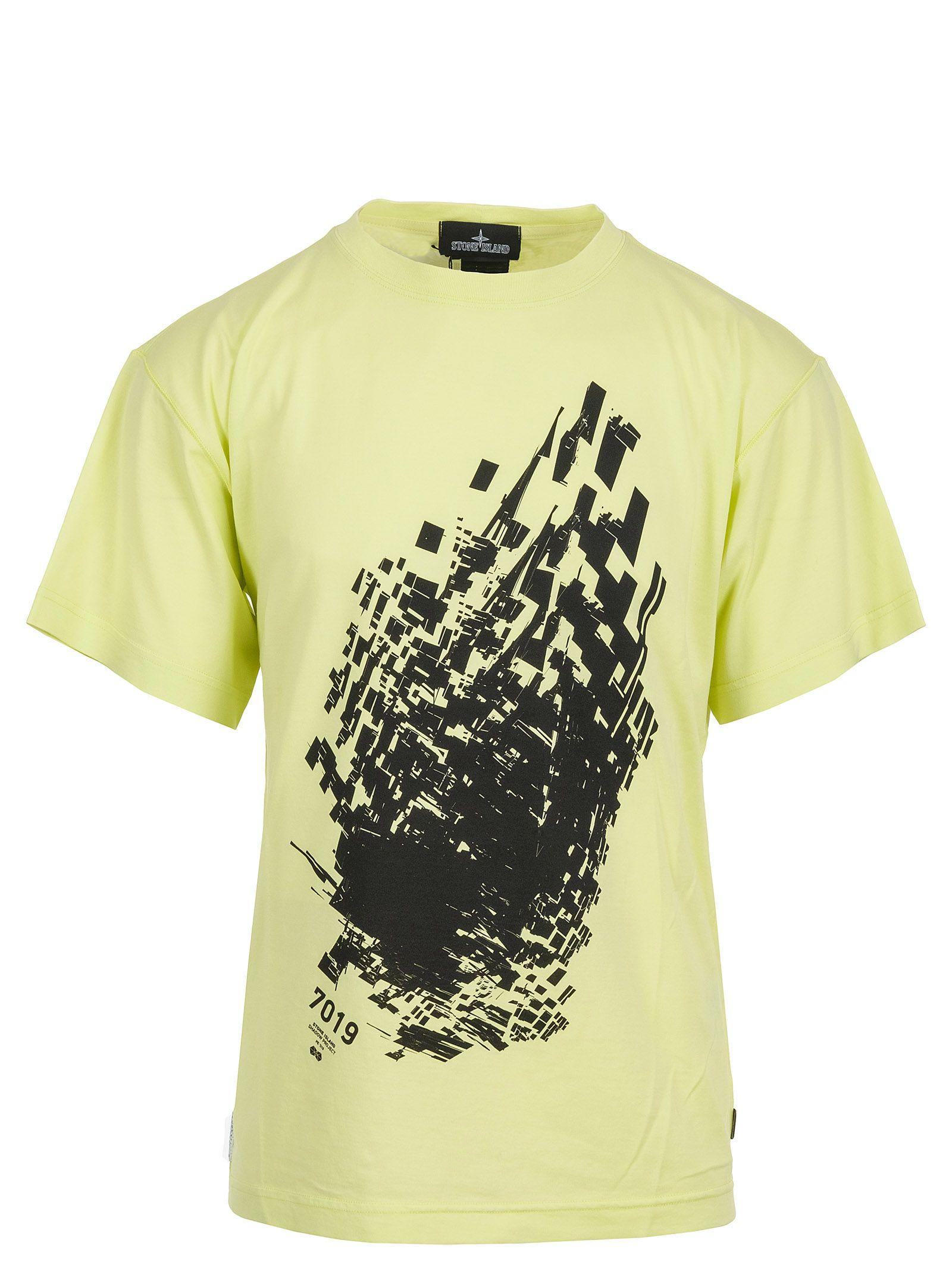 Stone Island Shadow Cotton T-shirt