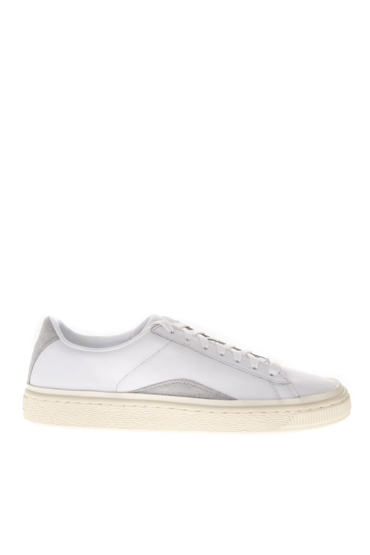 Puma Select White Leather Sneakers X Han Kj0benhavn