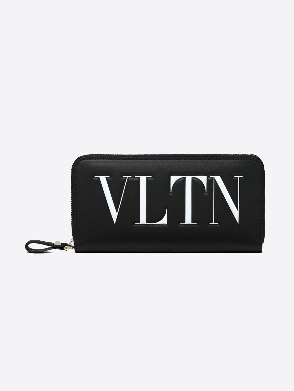 Valentino Garavani Wallet Vltn Black