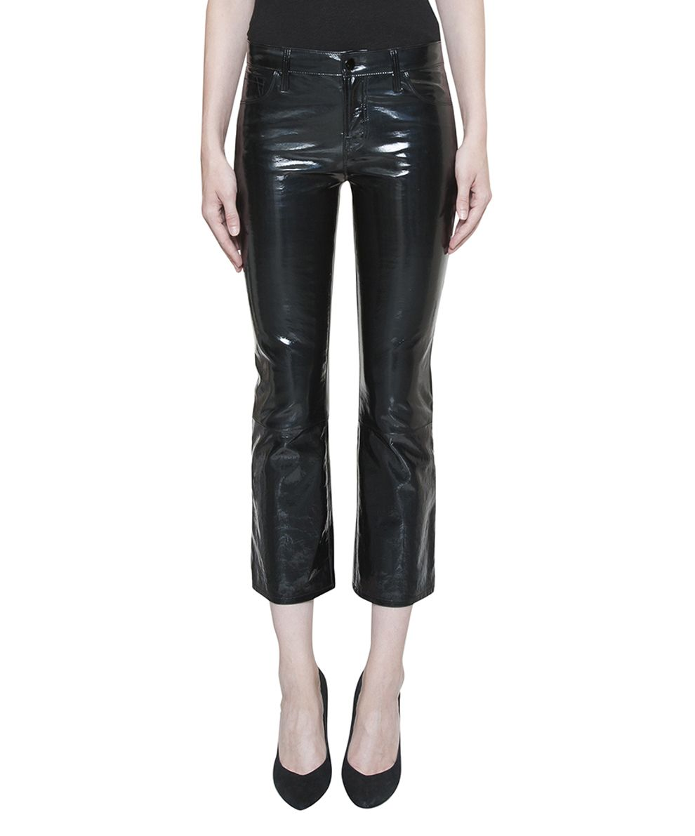 J Brand Selena Leather Pants