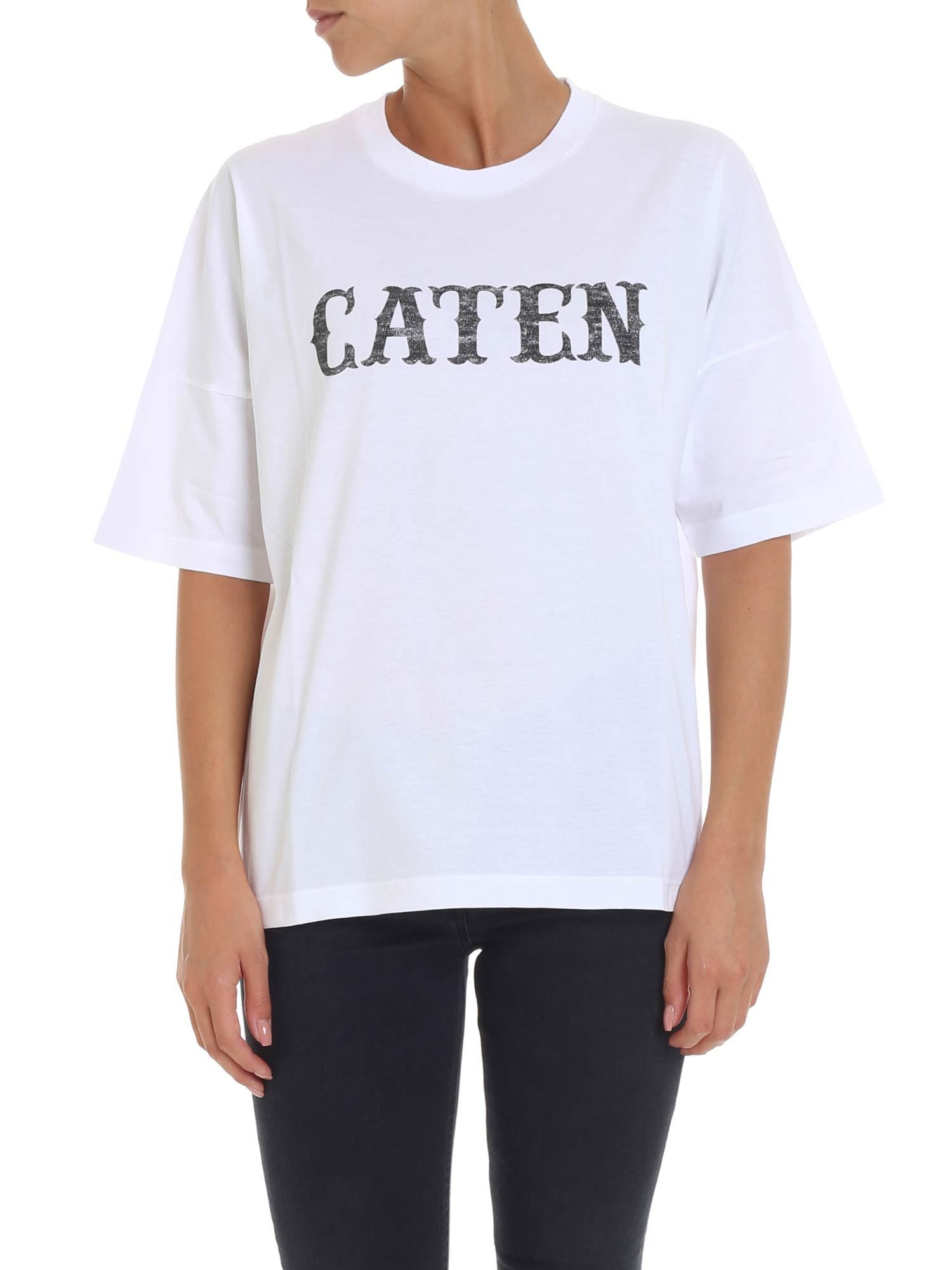 Dsquared2 Caten Print T-shirt