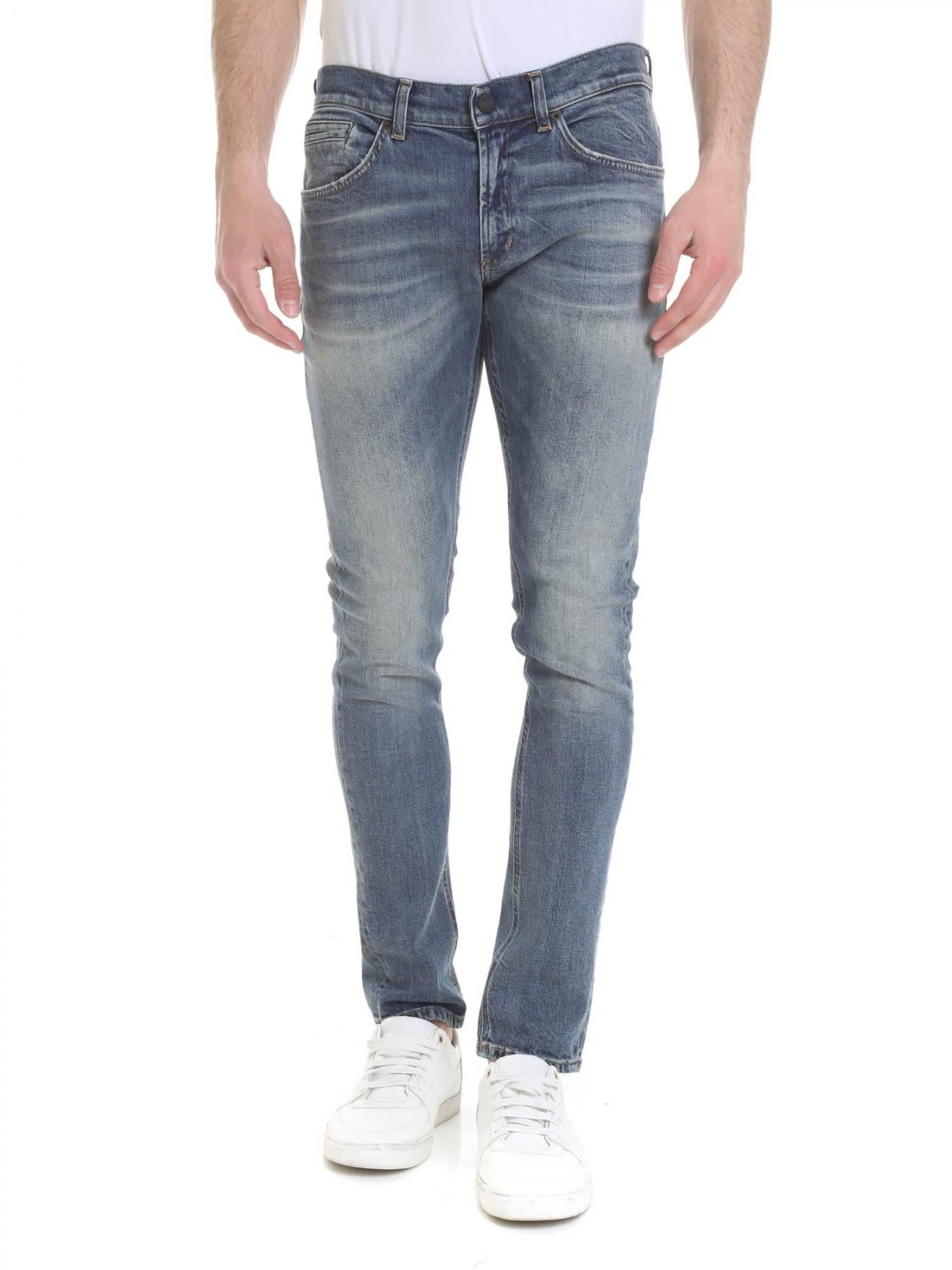 Dondup Jeans Cotton George D Zero
