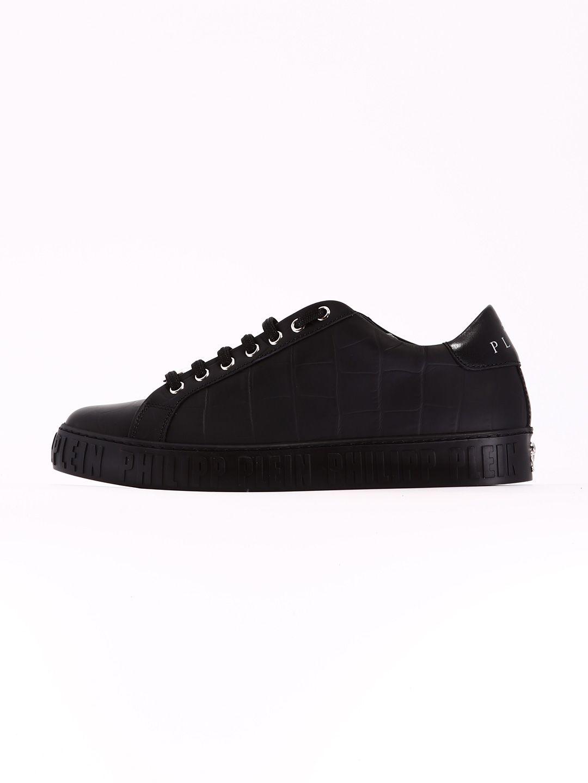 Philipp Plein Sneaker Black Leather