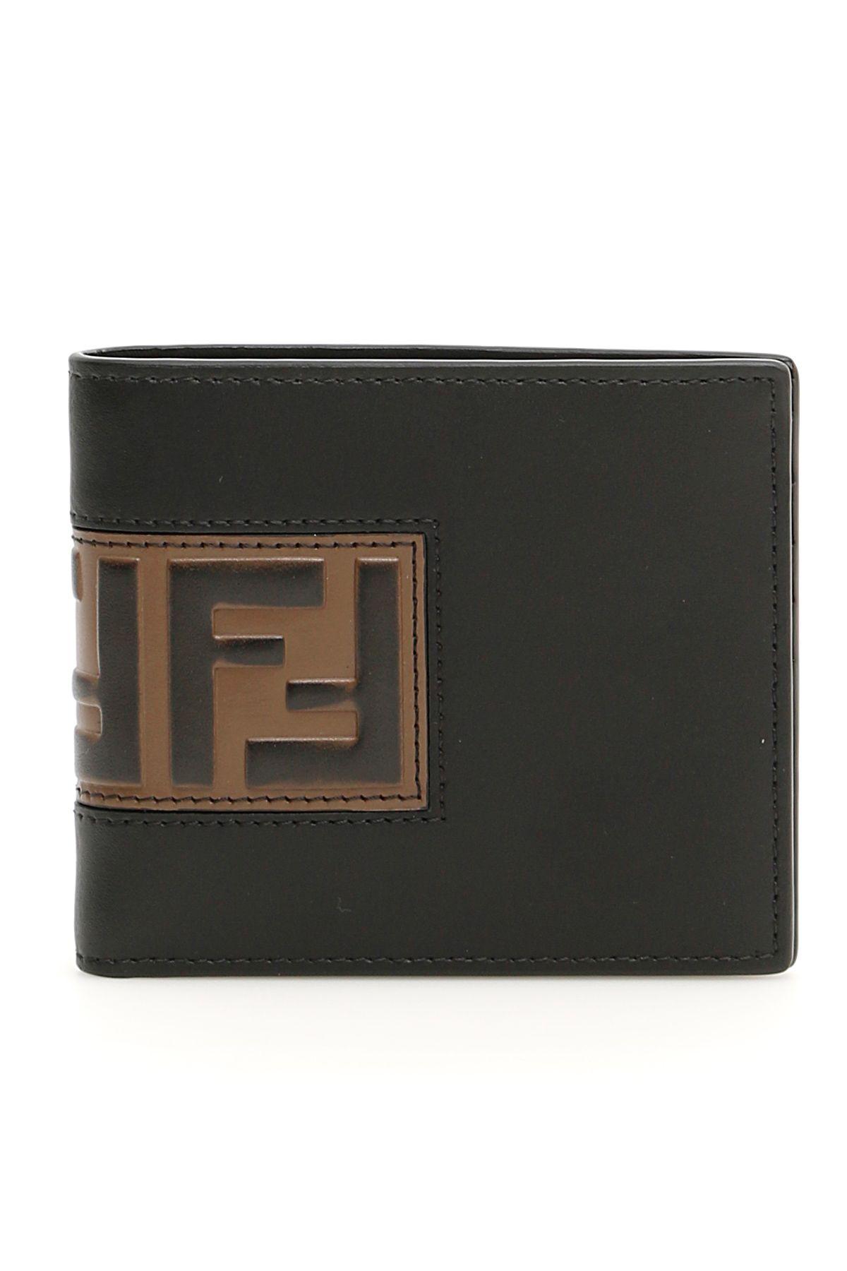 Fendi Liberty Calfskin Wallet