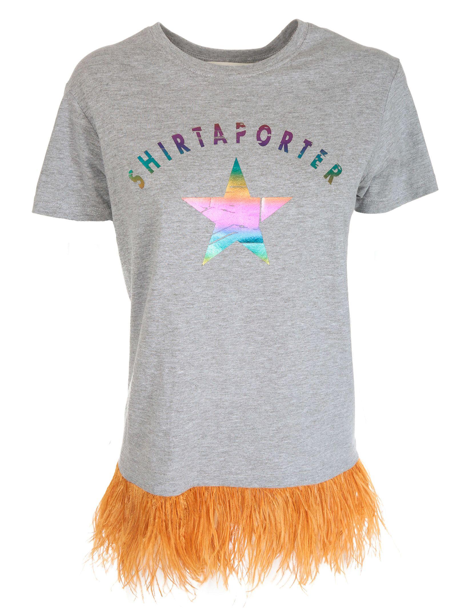 Shirt A Porter Frayed T-shirt