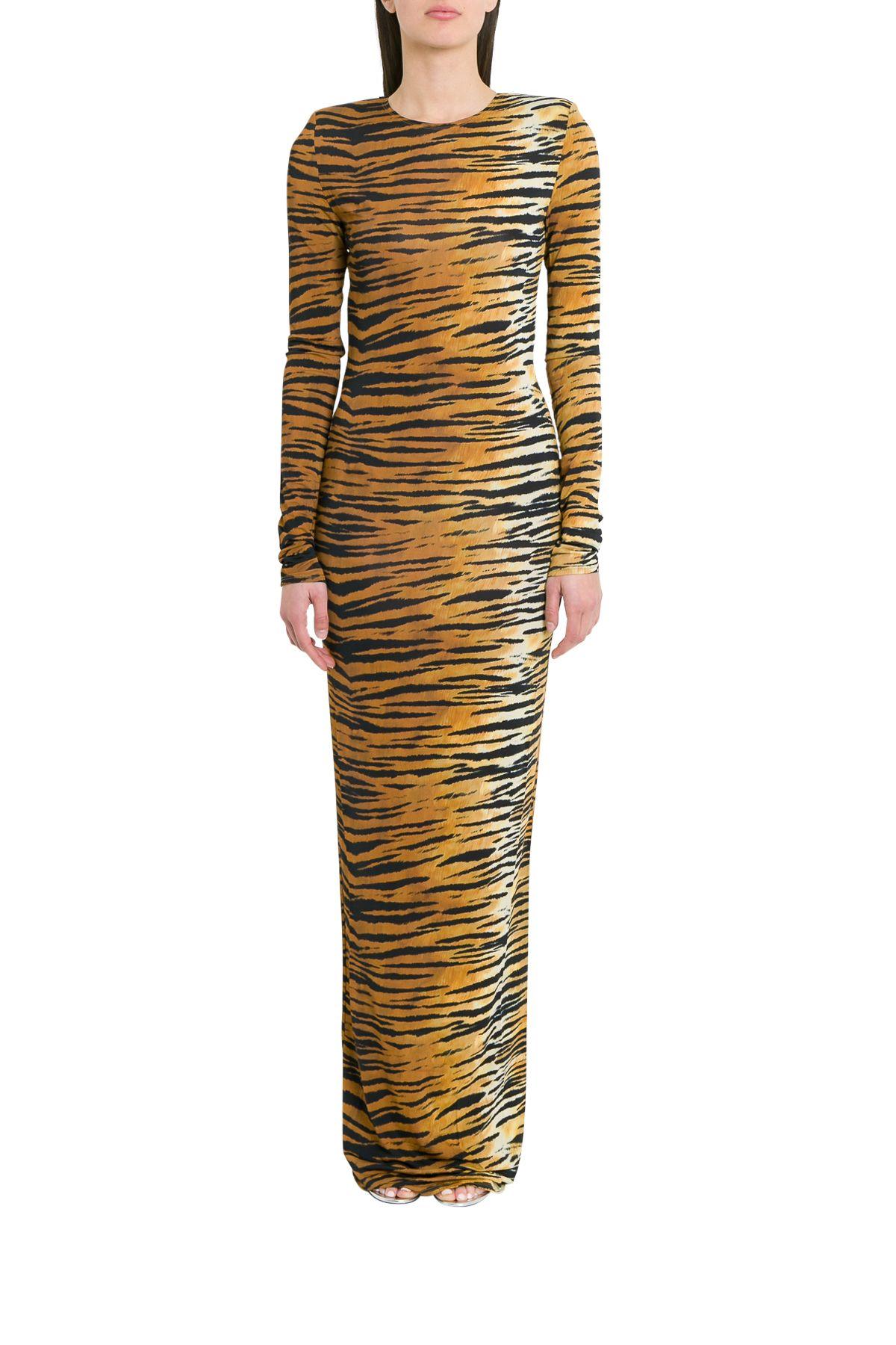 Alexandre Vauthier Dresses LON TIGER PRINTED DRESS