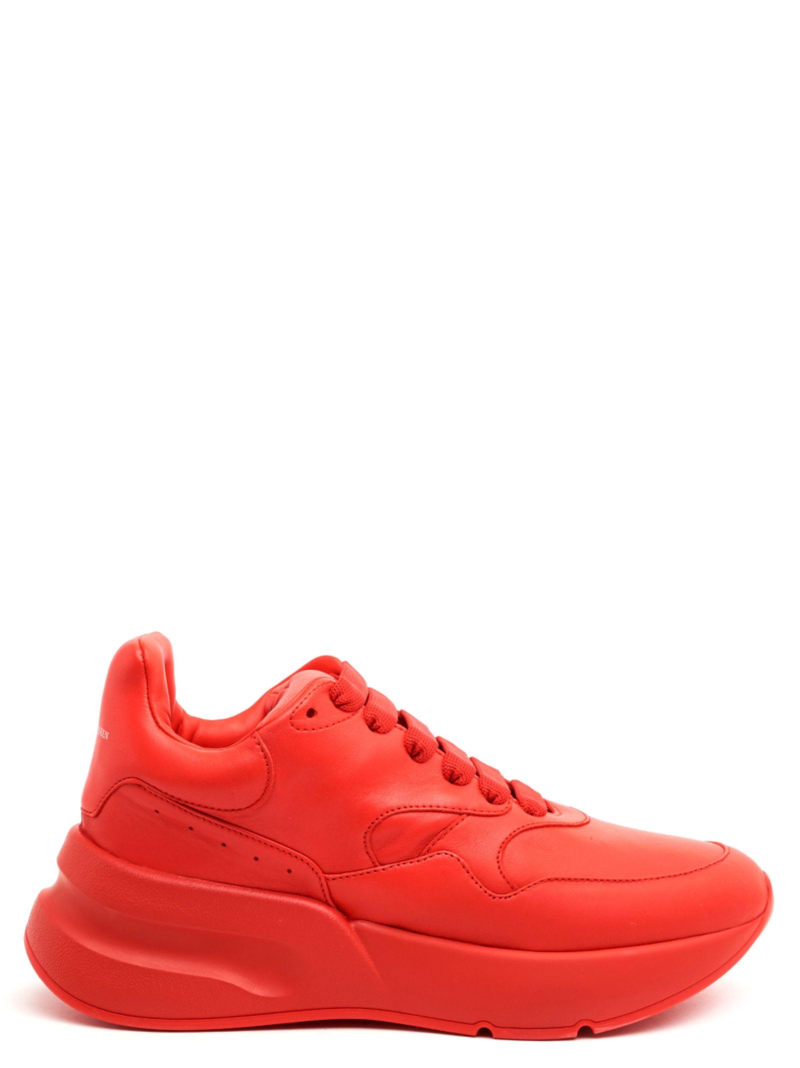 Alexander Mcqueen 'oversize Sole' Shoes
