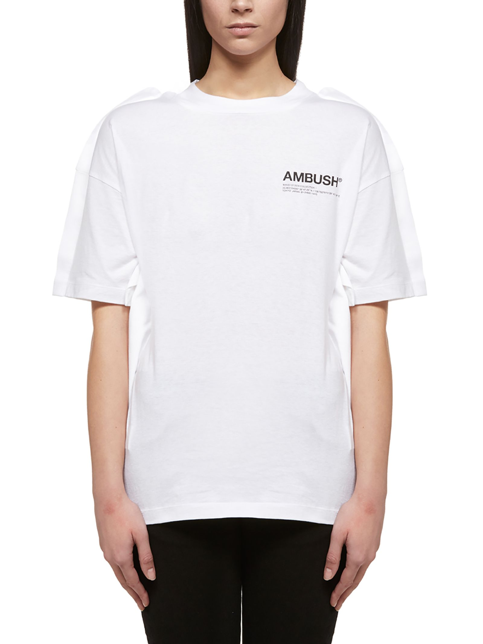 Ambush T-shirts SHORT SLEEVE T-SHIRT