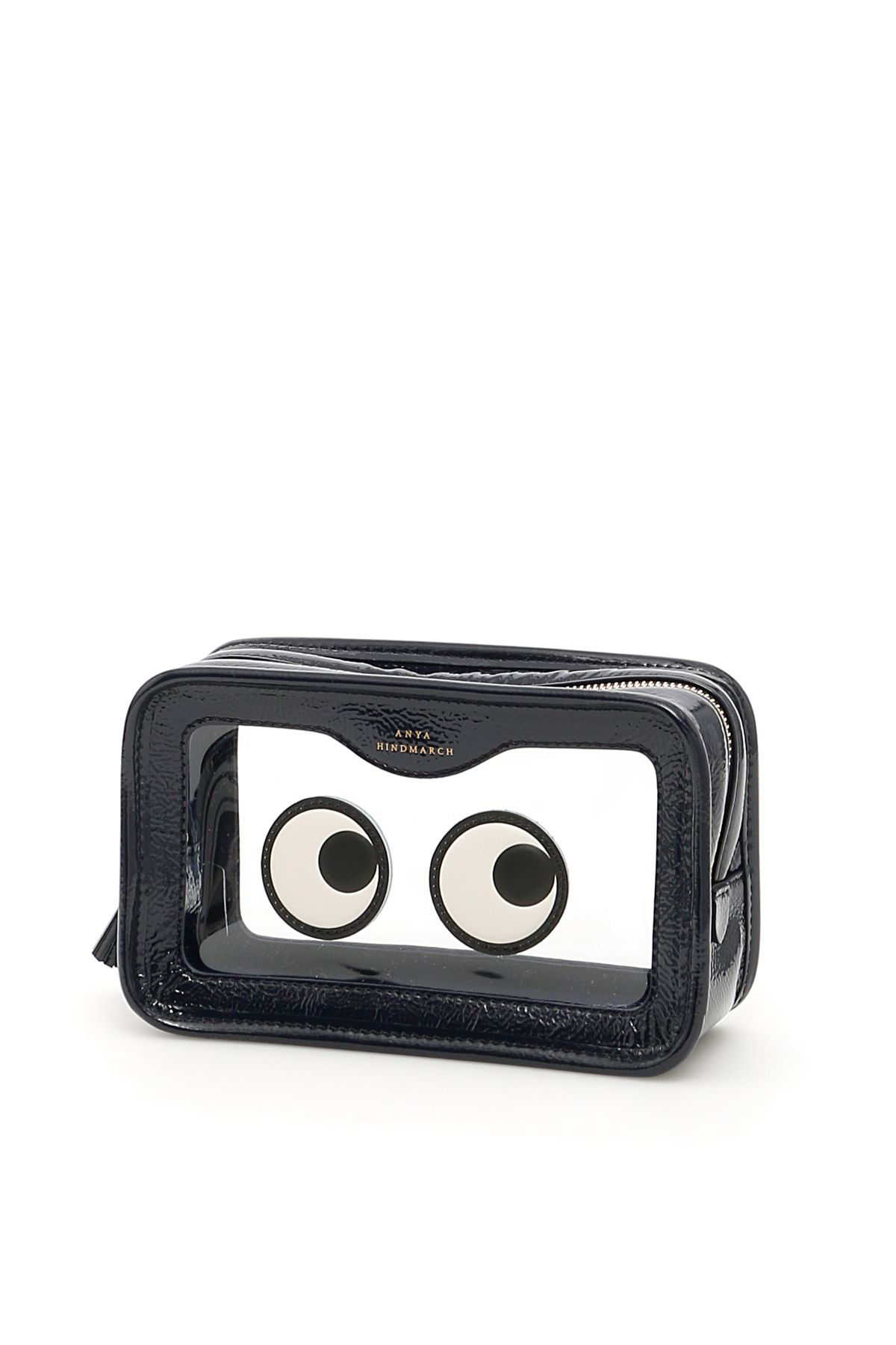 Rainy Day Eyes Make Up Pouch in Marine