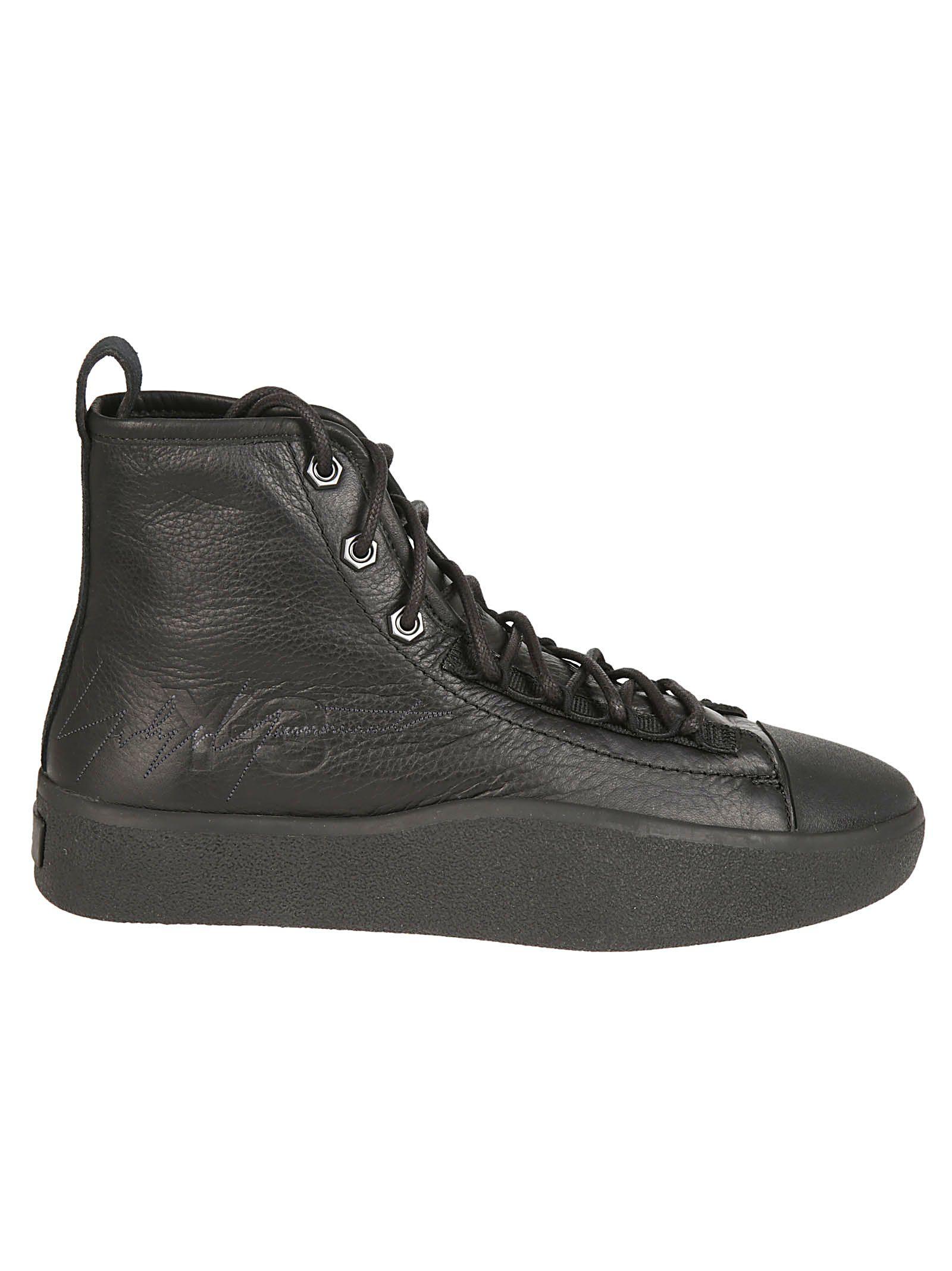 Y-3 Bashyo Ii Hi-top Sneakers