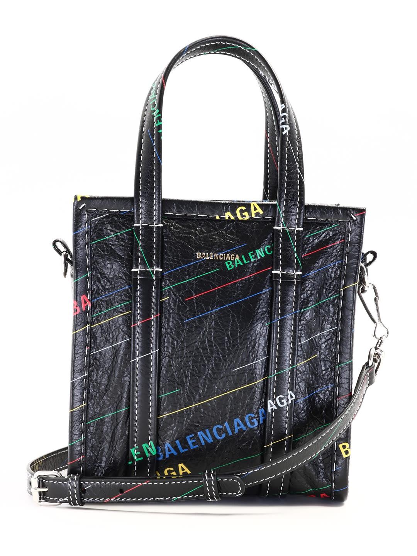 Balenciaga Bazar Xxs Bag Multicolor