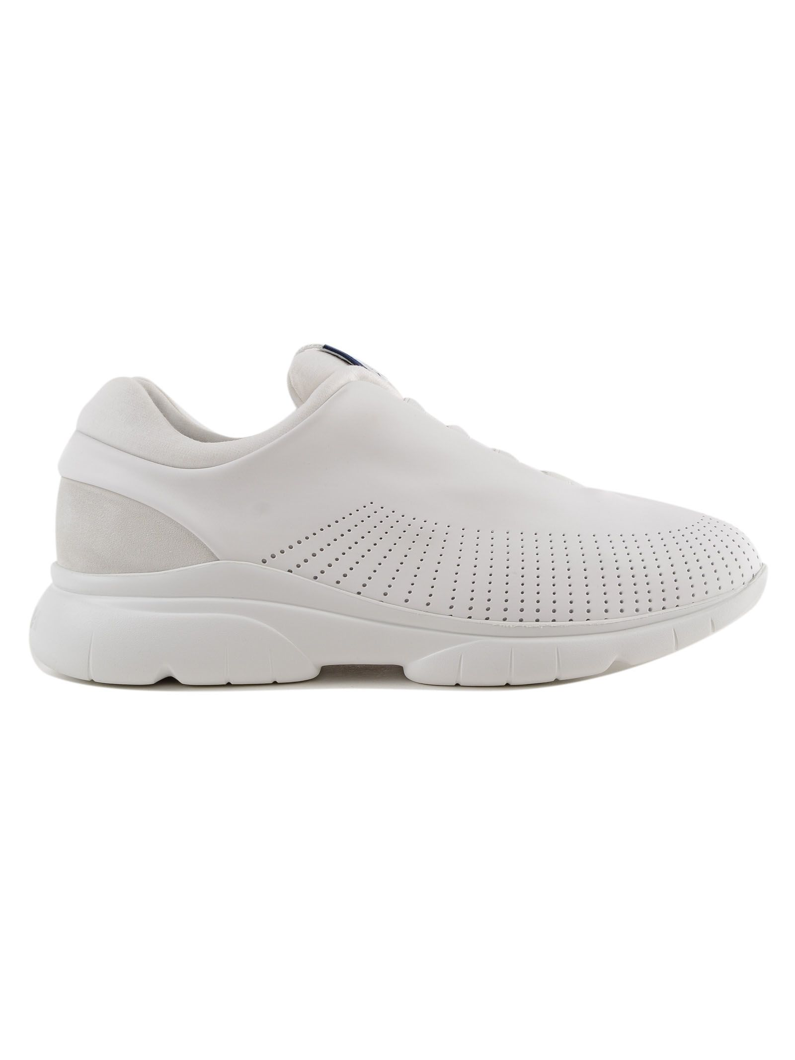 Ermenegildo Zegna Perforated Sneakers